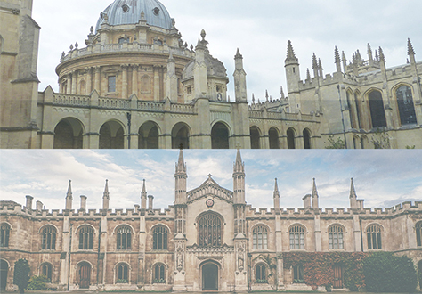 Applying to Oxford and Cambridge Universities