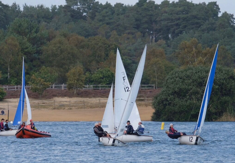 School v OC Sailing