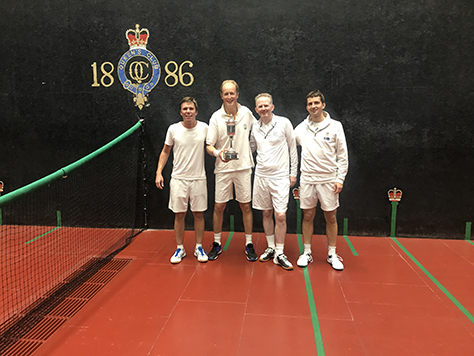 OCs Victorious at Queen's Club