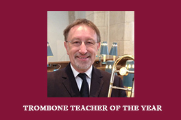 Trombone Teacher of the Year