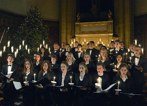 Candle-Lit Carols - All Welcome