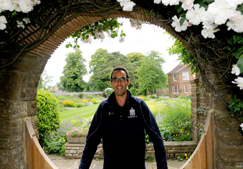 Pastures new for Head Gardener Graham Sykes