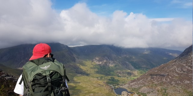 16 peaks over 5 days for Mark Evison Foundation
