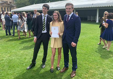 Duke of Edinburgh Gold Awards