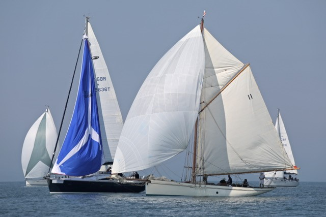 Old Carthusian Yacht Club takes to the waves