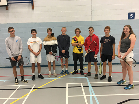 Tennis programme develops new generation of coaches