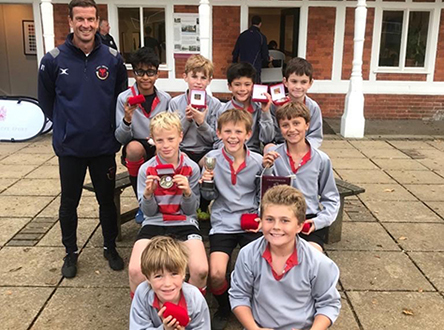 Prep Schools U10s Six-a-Side Football