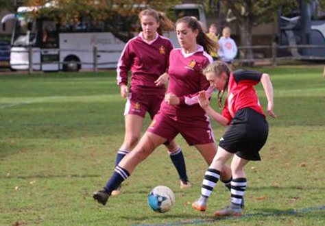 ISFA Girls' Seven-a-Side Tournament