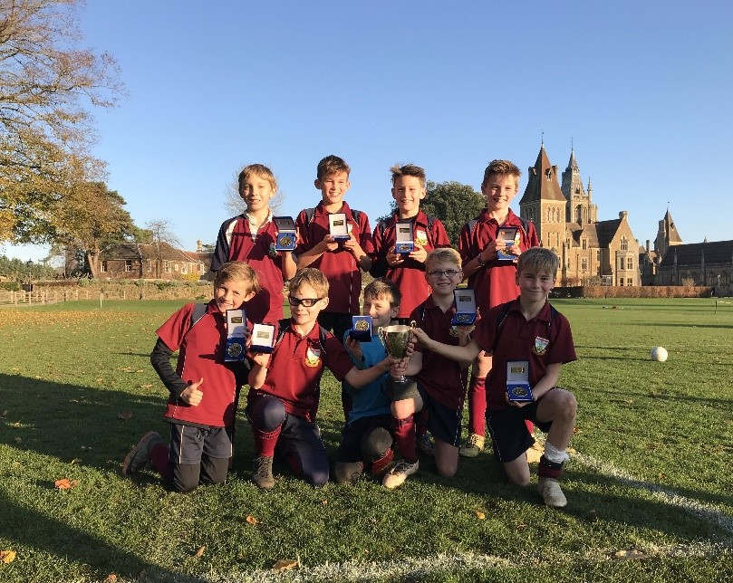 Barrow Hills crowned champions
