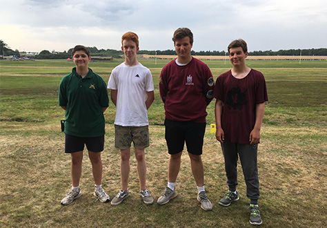 Charterhouse success at Bisley