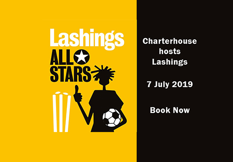 Lashings All-Stars at Charterhouse