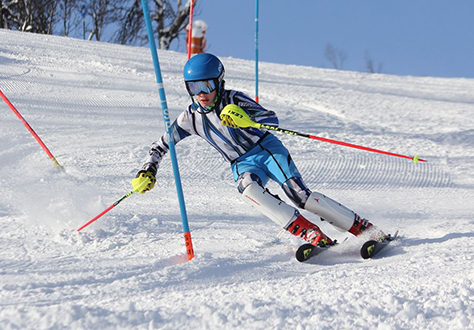 Skiing success for Year 12 pupil