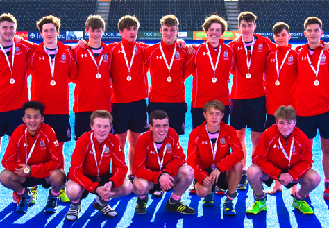 England Hockey National Plate Final