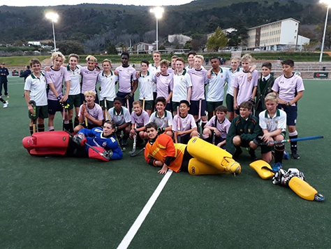 South Africa Hockey Tour 2018