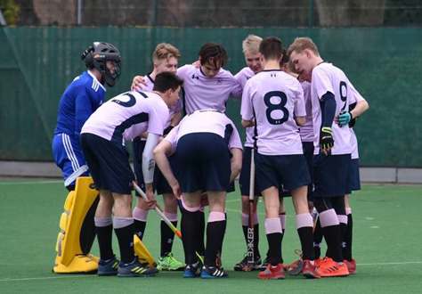 Hockey Squad travel to Rugby School