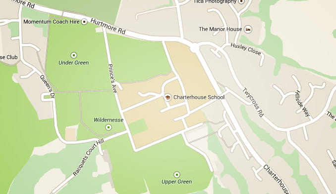 How to Find Charterhouse